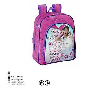 Safta Adapt Jr. backpack. A truck Violetta (Jouets , Zone Scolaire , Sac À Dos)