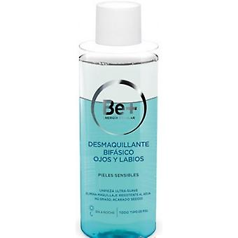 Be + Be + Desmaq biphasic Eyes Lips 150 ml (Cosmetics , Facial , Facial cleansers)