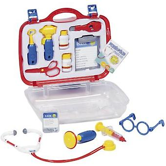 Import Doctor Deluxe Carrying Case 12 Pieces (Toys , Home And Professions , Professions)