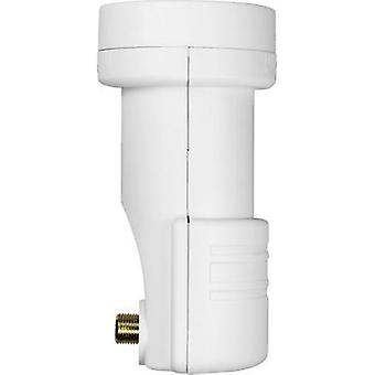 Single LNB Renkforce No. of participants: 1 LNB feed size: 40 mm