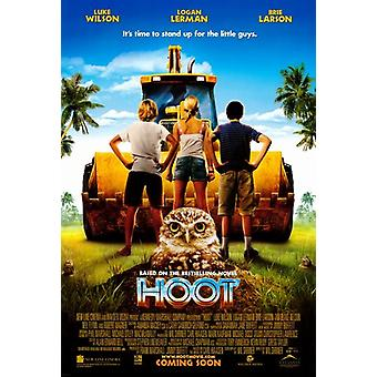 Hoot Movie Poster (11 x 17)