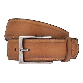 BRAX belts men's belts leather belt cowhide Brown 2417