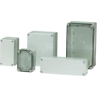 Fibox 8784312 PICCOLO ABS Plastic Wall Mount Enclosure IP66/IP67 Light grey (RAL 7035) 230 x 80 x 85 mm