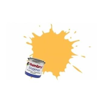 Humbrol Enamel Paint 14ML No 168 Hemp - Satin
