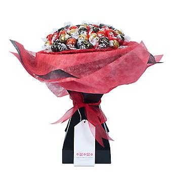 Easter - Chocolate Bouquet - Red - Extra Large