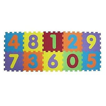 Ludi Basic carpet numbers (Toys , Preschool , Babies , Playmats & Gyms)