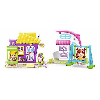 Pinypon Assorted Mini Casita (Toys , Dolls And Accesories , Miniature Toys , Stages)