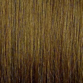 FULL HEAD of 100% Human Hair, Triple Weft, REMY Clip-in Hair Extensions #6