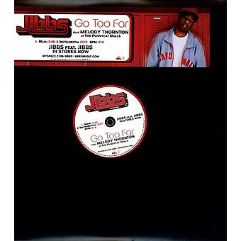 Jibbs - Go Too Far [Vinyl] USA import