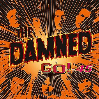 Damned - Go-45 [Vinyl] USA import