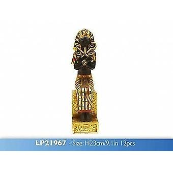 Out Of Egypt Tutankhamun Sitting Ornament