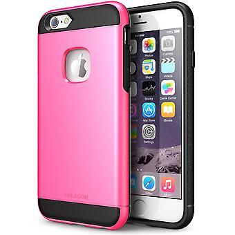 i-Blason-iPhone 6s Plus-unità caso-rosa