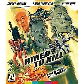 Hyret til at dræbe [Blu-ray] USA import