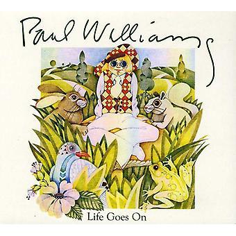 Paul Williams - livet går på [CD] USA import