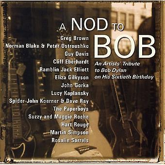 Hilsen til Bob-hyldest til Bob Dylan - Nik til Bob-hyldest til Bob Dylan [CD] USA import