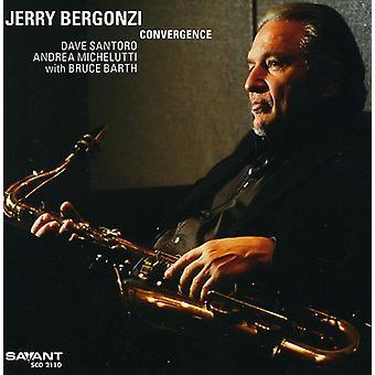 Jerry Bergonzi - Convergence [CD] USA import