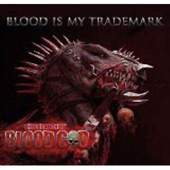 Blod Gud - blod er mit varemærke [CD] USA import