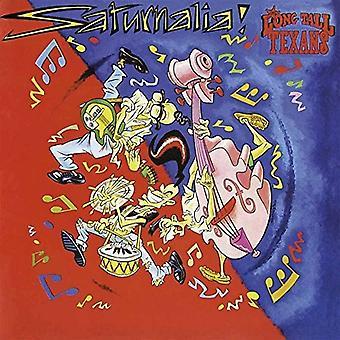 Lange høje Texans - Saturnalia [Vinyl] USA importerer