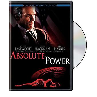 Clint Eastwood - Absolute Power [DVD] USA import
