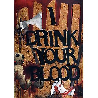 Jeg drikker dit blod [DVD] USA importerer