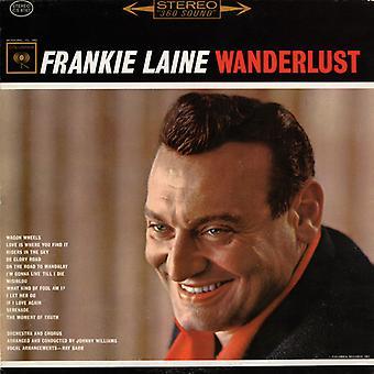 Frankie Laine - Wanderlust [CD] USA import