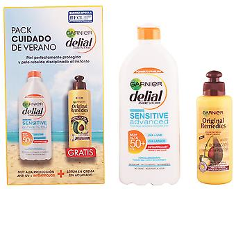 Delial SENSITIVE ADVANCED LECHE SPF50+ SET