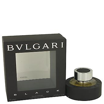 Bvlgari Men Bvlgari Black (bulgari) Eau De Toilette Spray (Unisex) By Bvlgari