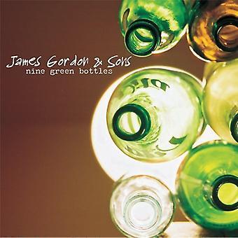 James Gordon & sønner - ni grønne flasker [CD] USA import