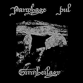 Panphage / Thul - Ginnheilagr [CD] USA import
