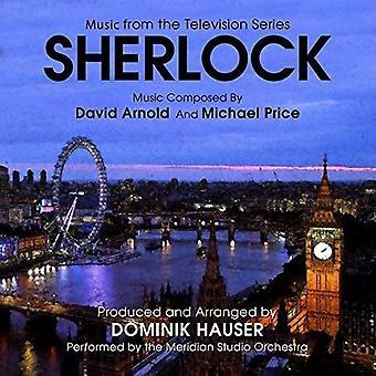 Dominik Hauser - Sherlock: Musik fra den tv-serie - O.S.T [CD] USA importerer