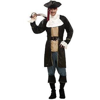 My Other Me Pirate Costume Fashion Man (Costumes)