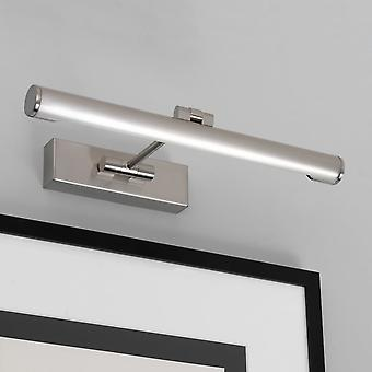 Astro Goya 365 8w Picture Light Brushed Nickel Finish