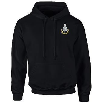 Royal Sussex regementet broderad Logo - officiella brittiska armén Hoodie