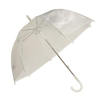 Susino Womens/Ladies Crystal Clear Umbrella