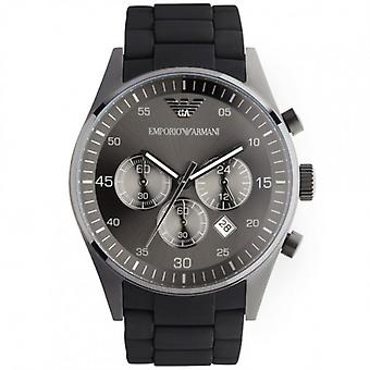 Armani Watches Ar5889 Black Sport Men's Steel Watch