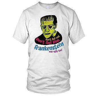 Frankenstein Dont Feel Sad Mens T Shirt