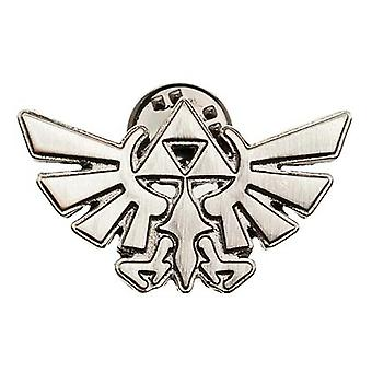 The Legend Of Zelda Triforce Lapel Pin