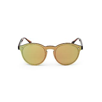 Cheapo Mcfly Sunglasses - Turtle Brown / Yellow Mirror