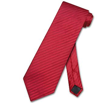 Vesuvio Napoli Krawatte gestreift Längsstreifen Design Herren Krawatte