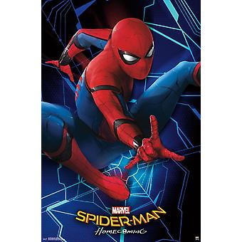Spider-Man Homecoming - Spidey Poster Print