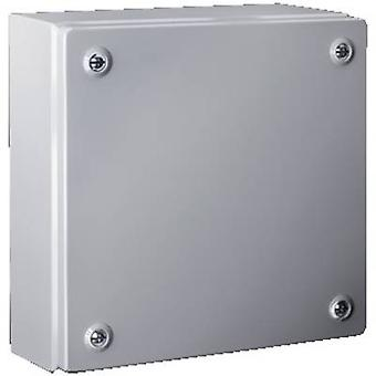 Build-in casing 400 x 300 x 120 Steel plate Light grey Rittal