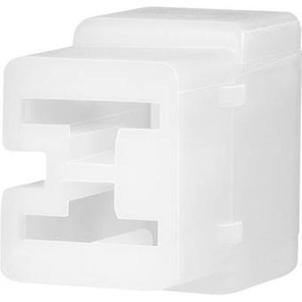 Socket enclosure - cable FASTIN-FASTON Total number of pins 3 TE Connectivity 180941 1 pc(s)