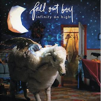 Fall Out Boy - Infinity on High [CD] USA import