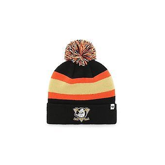 '47 Nhl Anaheim Ducks Breakaway Cuff Knit