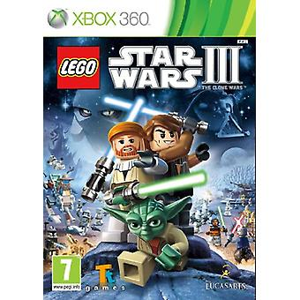 LEGO Star Wars 3 Klonkrigene (Xbox 360)