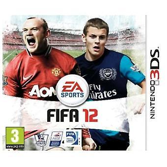 FIFA 12 (Nintendo 3DS)