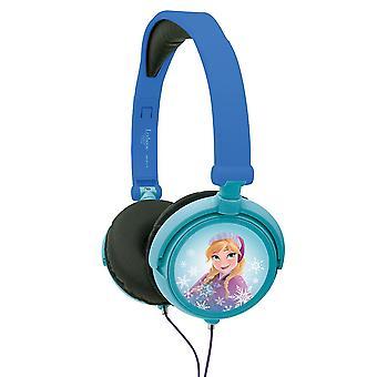 Disney Frozen Elsa i Anna dziewczyny słuchawki Blue (nr kat. HP010FZ)