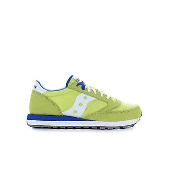 SAUCONY ORIGINALS JAZZ YELLOW SNEAKER