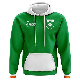 2018-2019 Ireland Home Concept Football Hoody