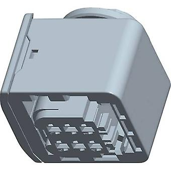TE Connectivity Socket enclosure - cable HDSCS, MCP Total number of pins 3 1-1418469-1 1 pc(s)